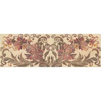 ALEVERA beige decor 01 30x90