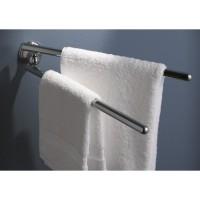 401811 Allure Держатель для полотенца двойной
