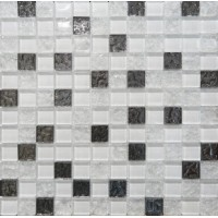 Mosaic Glass White DW7MGW00 300x300