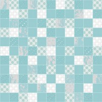 Mosaic Aquamarine DW7MSC16 305x305