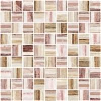 Мозаика на сетке Cersanit Alba многоцветный 30x30 AI2L451