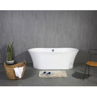 Ванна акриловая отдельностоящая BELBAGNO BB201