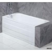 Ванна акриловая BELBAGNO BB101 (широкий размерный ряд)