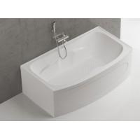 Ванна акриловая BELBAGNO BB105-190-110