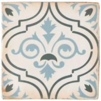 Плитка керамическая ARCHIVO FLEUR DE LIS 12.5x12.5