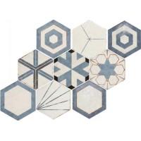 Плитка керамическая ANDAMAN DECOR 24.8x28.5 (варианты)