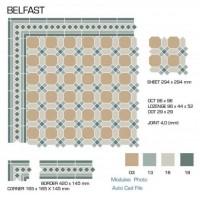 Гранит керамический BELFAST Stand. 29.4x29.4