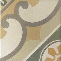 Плитка керамическая CAPRICE Burgundy 20x20