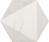 Плитка керамическая напольная Hexagon Peak 17.5x20
