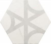 Плитка керамическая напольная Hexagon Flow 17.5x20