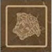 Вставка керамическая 262593 EMOTE TOZZETTI Pulpis Marrone 10x10