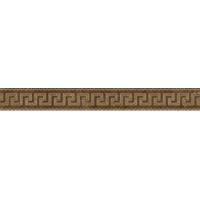 Бордюр керамический 262563 EMOTE FASCIA Pulpis Marrone 10x78