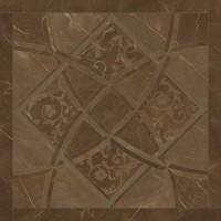 Гранит керамический 262533 EMOTE FONDO INTARSIO Pulpis Marrone RET. 78x78