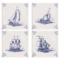 Декор керамический ESTILANTIC MARINA 15x15 (варианты)