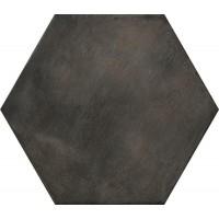 Гранит керамический 173043 GEA Esagona Antracite 40.9x47.2