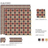 Гранит керамический GUILFORD Stand. 29.4x29.4