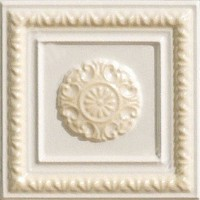 Вставка керамическая P17099 LIRICA TOZ.CORNICE Crema 10x10