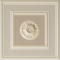 Декор керамический P17110 LIRICA DEC. FORMELLA CON BORCHIA Tortora 30x30