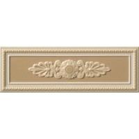 Декор керамический P17038 LIRICA DEC.CORNICE Visone 10x30
