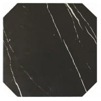 Плитка керамическая напольная MARMOL Negro 20x20