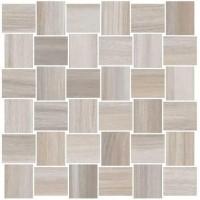 Мозаика керамическая 60007201 OPUS MOSAICO INTRECCIO Greige (5x5) 30x30