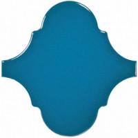 Плитка керамическая настенная 23845 SCALE ALHAMBRA Electric Blue 12x12