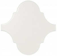 Плитка керамическая настенная 21932 SCALE ALHAMBRA White 12x12