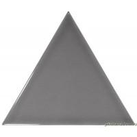 Плитка керамическая настенная 23817 SCALE TRIANGOLO Dark Grey 10.8x12.4