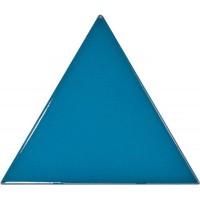 Плитка керамическая настенная 23822 SCALE TRIANGOLO Electric Blue 10.8x12.4