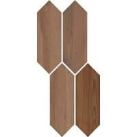 Плитка керамическая напольная 24428 WOODLAND Losanga Honey 10x30