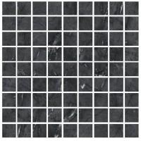 Monumento Mosaic Black 30x30 G-371/m01