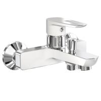 10245W Breclav white Смеситель для ванной