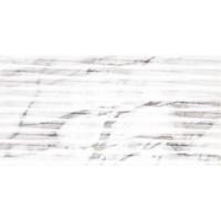Carrara Lined White Shine RC 30x60