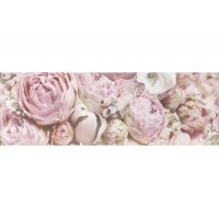 Glamour Flower B 25x75