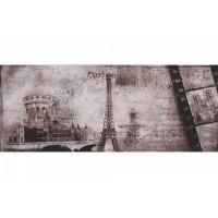 Postcard grey 3 20x50