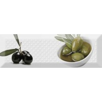 Декор Olives 02 Fluor 10x30