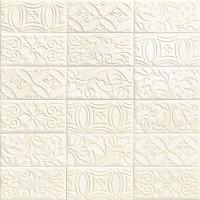 Velvet Deco Bianco 10x20