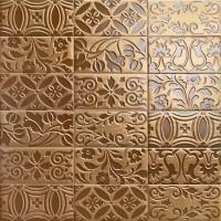 Velvet Deco Gold 10x20