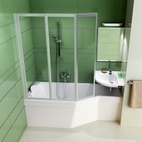 Ванна BeHappy L/R 150x75