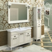 Комплект мебели ЖЕРОНА 105 см