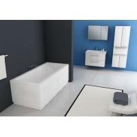RAPIDO 200*90 см ванна прямоугольная с фронтальной и двумя  торцевыми панелями см ванна прямоугольная с фронтальной и двумя  торцевыми панелями